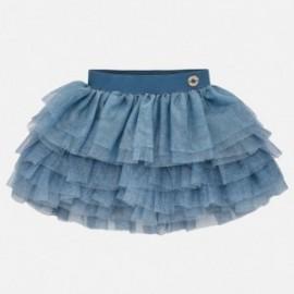 Mayoral 1901-54 Dívčí sukně tylová modrá