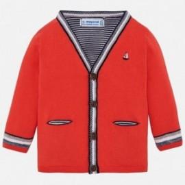 Mayoral 1315-27 Chlapec červený svetr