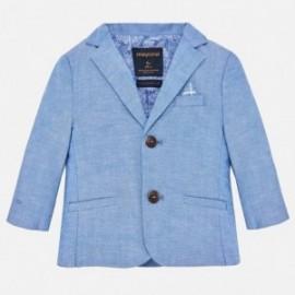 Mayoral 1429-75 Plátěná bunda chlapecké modré