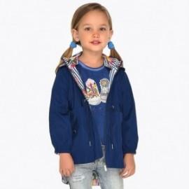 Mayoral 3413-11 Oboustranná dívčí granátová bunda