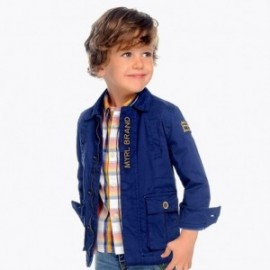 Mayoral 3435-68 Chlapecká námořní modrá bunda