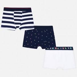 Mayoral 10559-55 Sada boxerových šortky pro chlapce