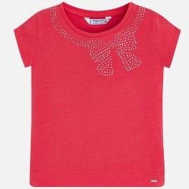 Mayoral 174-89 Dívčí košili barva korálový
