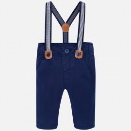 Mayoral 1512-51 kalhoty chlapci barva granát