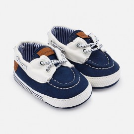Mayoral 9050-49 boty chlapci Barva granátu