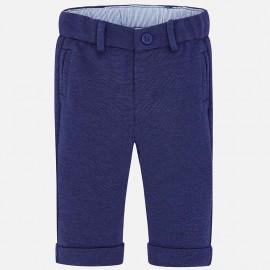 Mayoral 1511-33 Chlapčenské kalhoty tmavě modré