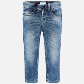 Mayoral 3515-84 Kalhoty pro chlapce džínsy modré