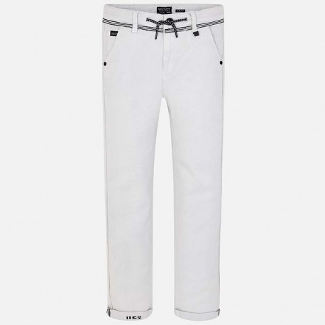 Mayoral 6511-33 Chlapčenské kalhoty šedé