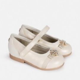 Mayoral 41022-68 Dívčí perleťové baletky
