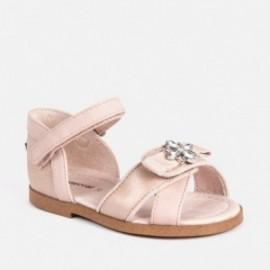 Mayoral 41024-71 Růžové dívčí sandály