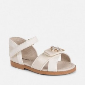 Mayoral 41024-72 Dívčí perlový sandál