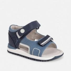 Mayoral 41080-56 Chlapčenské sandály tmavě modré