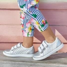 Mayoral 45011-45 Dívčí bílá sportovní obuv