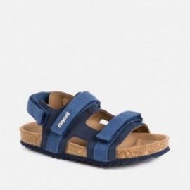 Mayoral 45115-43 Chlapčenské sandály námořní modrá