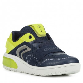 Geox tenisky chlapecké námořnictvo modré J927QB-01454-C0749