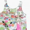Boboli šaty pro holčičku barevné 447139-3633
