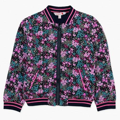 Boboli bunda pro dívky barevné 457152-9081
