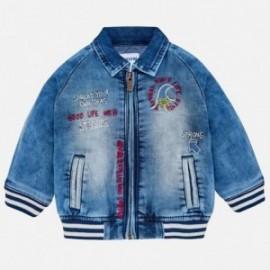 Mayoral 1430-5 Chlapecká bunda džínové barvy