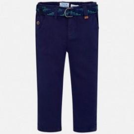 Mayoral 3516-61 Kalhoty chlapci klasický granát
