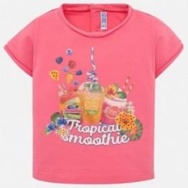 Mayoral 1010-32 Dívčí košilová barva růží