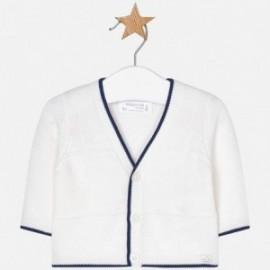Mayoral 1306-97 Chlapecké vesty barva bílá