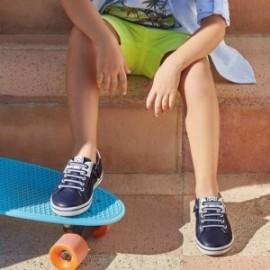 Mayoral 43081-59 Chlapčenské boty tmavě modré