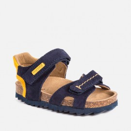 Mayoral 43082-27 sandály chlapci modrá
