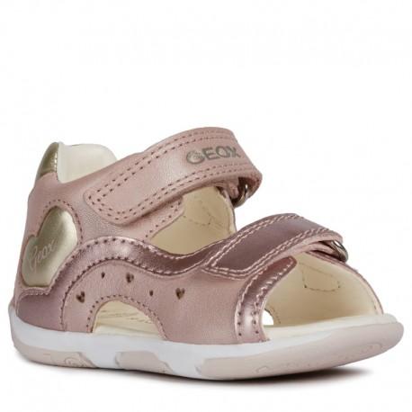 Geox sandály pro dívky růžové B920YC-044AJ-C8252