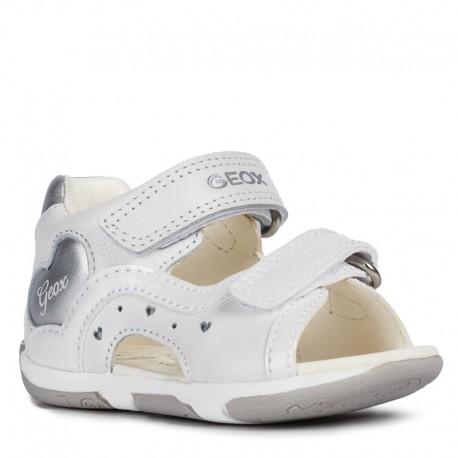 Geox sandály pro dívky růžové B920YC-044HI-C0007
