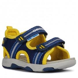 Geox sandály pro chlapce námořní modrá B920FA-01415-C0657