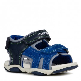 Geox sandály pro chlapce námořní modrá B921AB-08522-C4226