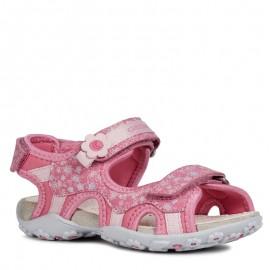 Geox dívčí sandály růžová J92D9C-015CE-C8002