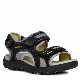 Geox sandály pro chlapce námořní modrá J9224B-014CE-C0054