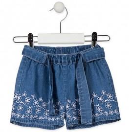 Losan dívčí šortky džíny 918-9000AA-741