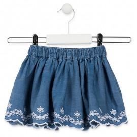 Losan sukně pro dívky džíny 916-7062AA-741A-741