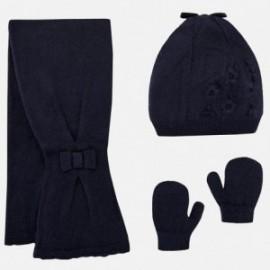 Mayoral 10461-20 Set zimní dívčí granát