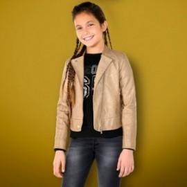 Mayoral 7470-31 Bunda holčičí zlatá barva