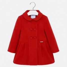 Mayoral 2480-51 Červená dívčí kabát