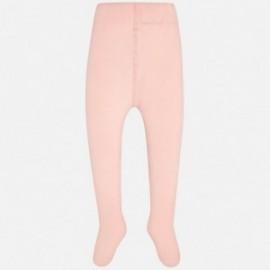 Mayoral 10491-51 Dívčí punčochové kalhoty růžové