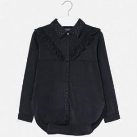 Mayoral 7120-22 Dívčí halenka džíny šedá barva