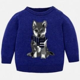 Mayoral 2326-84 Chlapecký svetr se psem granát