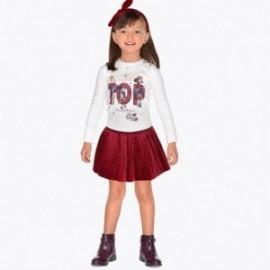 Mayoral 4922-55 Dívčí malinová sukně