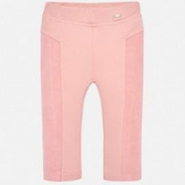 Mayoral 2584-10 Kalhoty bavlna dívčí růžový