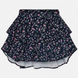Mayoral 7922-40 Dívčí sukně barva tmavě modrá