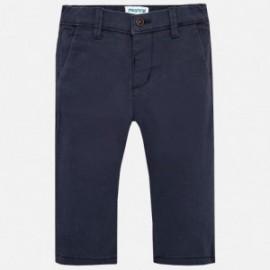 Mayoral 521-54 Classic kalhoty chlapci granát