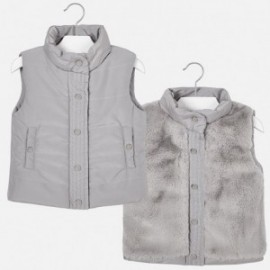 Vesta Mayoral 4470-44 Dívčí vesty stříbro