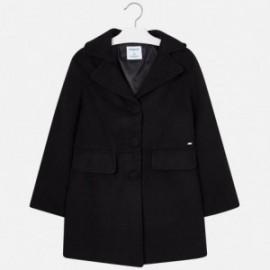 Mayoral 7478-37 Coat dívčí černá