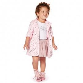 Losan Parka bunda pro dívky růžové 918-2004AA-563
