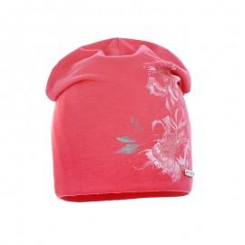 Pupill Dívčí klobouk přechod korálový Esme