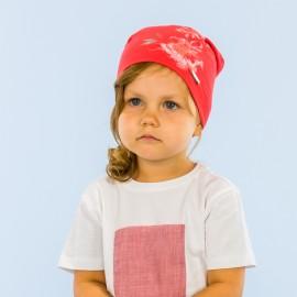Pupill Dívčí klobouk přechod červená Penelope